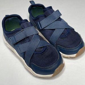 Carter's Ninja Sport Shoe Adjustable Slip On Mesh
